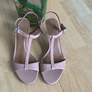 COACH Neutral heels